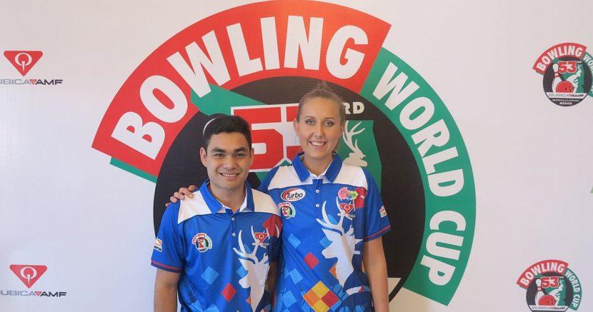 Jenny Wegner, Ahmad Muaz lead top 8 into the next round at World Cup
