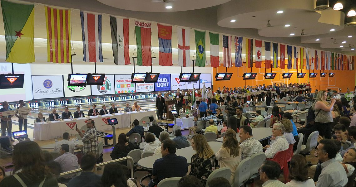 53rd QubicaAMF Bowling World Cup kicks off with Opening Ceremonies