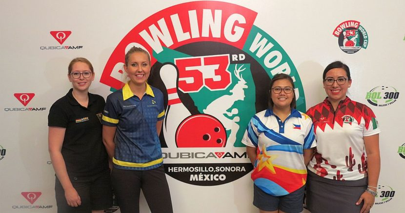 Jenny Wegner achieves perfection; rolls first 300 game in 53rd World Cup