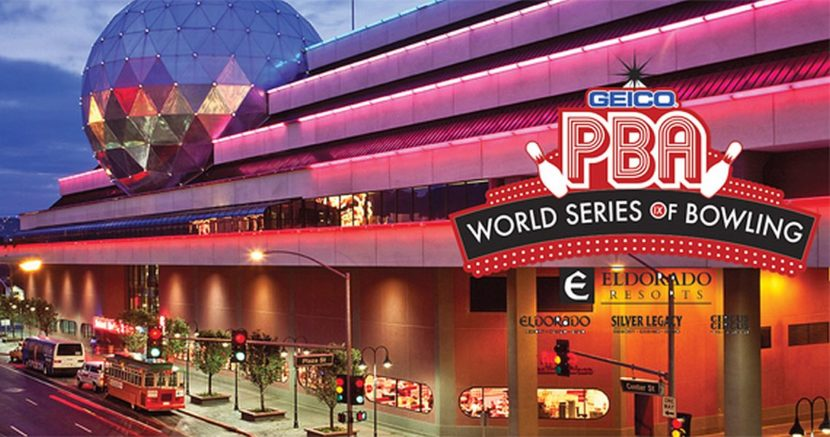 PBA returns to Reno for GEICO PBA World Series of Bowling IX