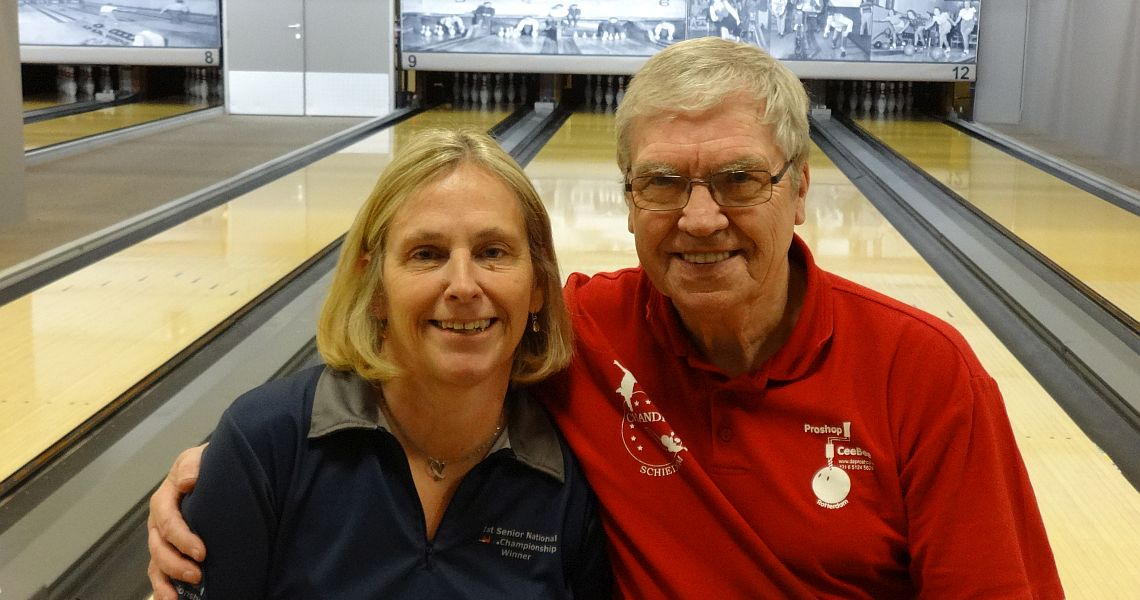 Angie Brown, Alan Jenkins sweep the titles in Flanders Senior Open