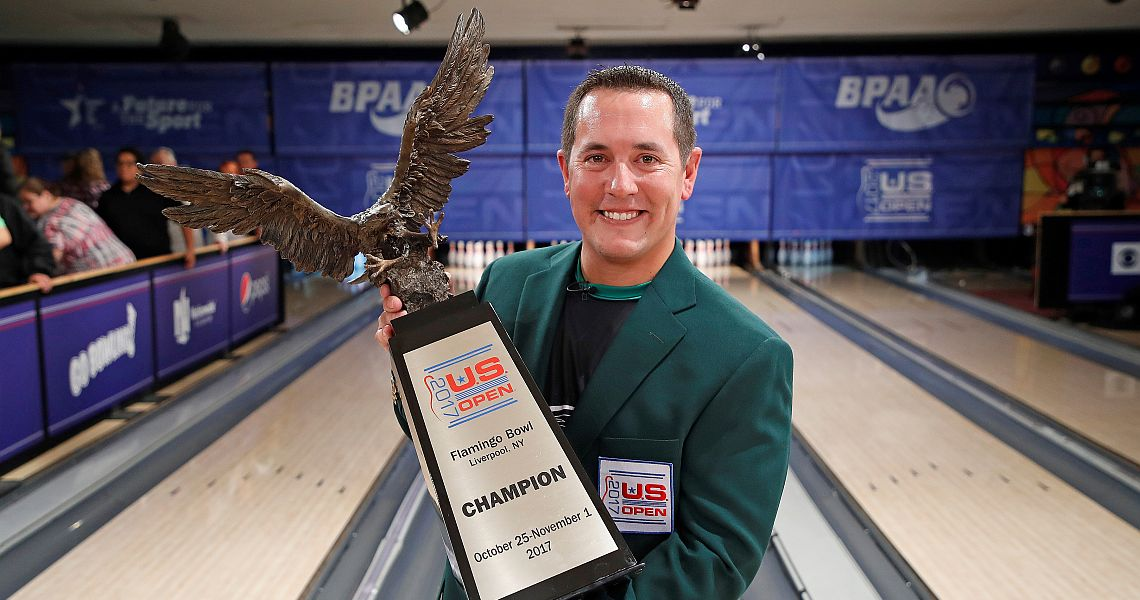 Rhino Page wins 2017 U.S. Open for first PBA major title
