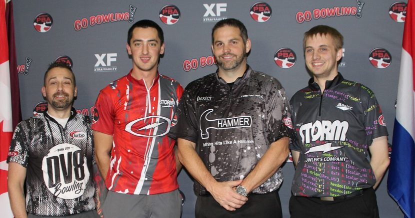 Kent, Daugherty, Teece and Brown advance to Shark Championship finals