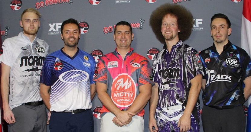 Svensson earns top qualifier honors for PBA World Championship finals