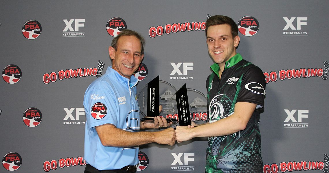 Norm Duke, Francois Lavoie win PBA 50 and PBA Regional Challenge events