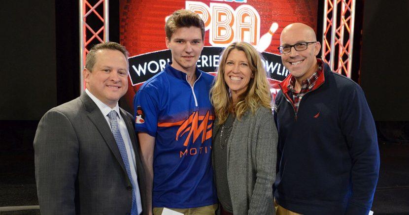 Germany's Tobias Börding wins inaugural PBA Don Carano WSOB Award