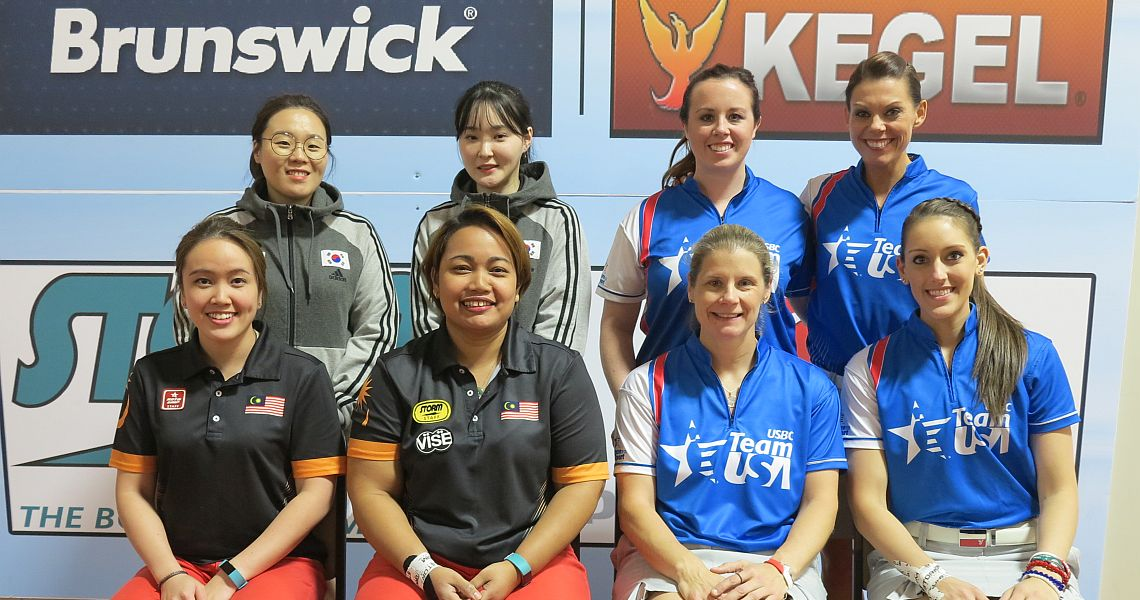 United States women target to defend Doubles title at World Championships