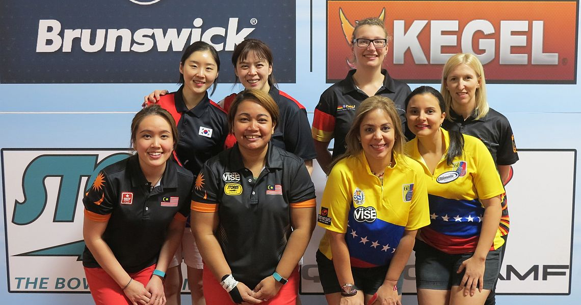 Malaysia dominates opening squad in Women's Doubles