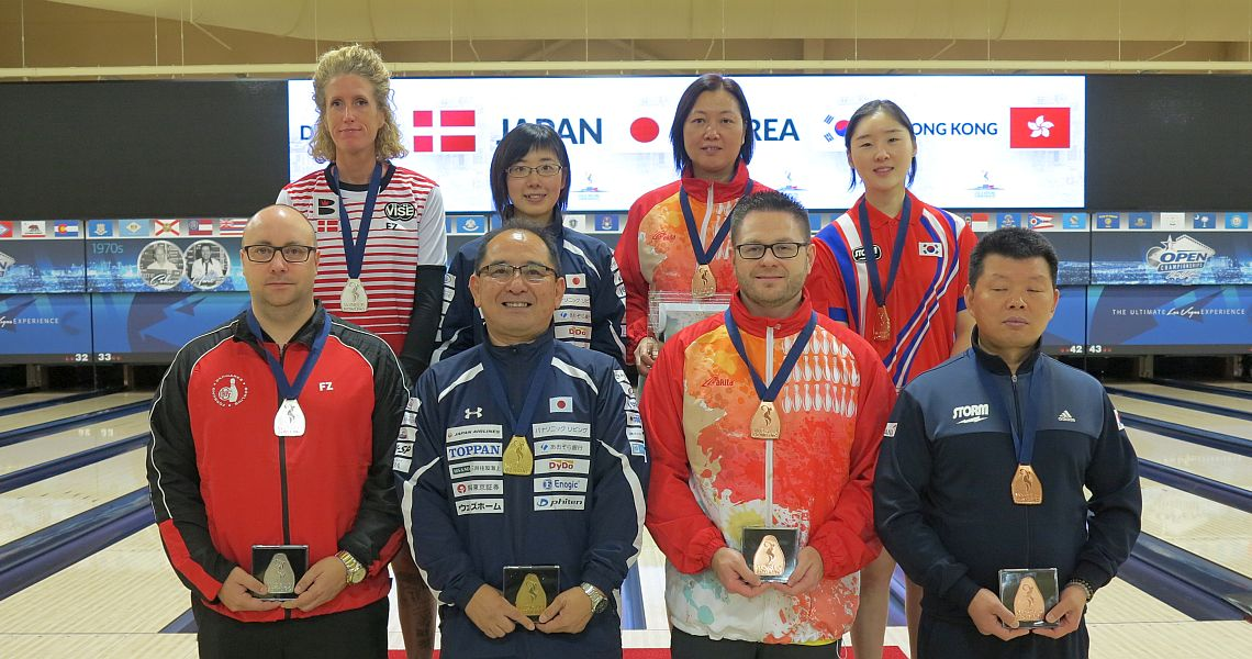Imai trumps Mai to win gold in Women's Singles at World Bowling Championships