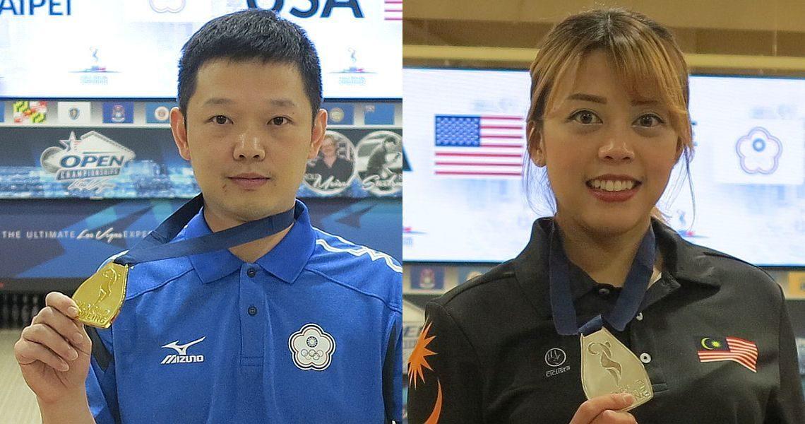 Wu Hao-Ming, Siti Safiyah finish 2017 atop Asian Rankings