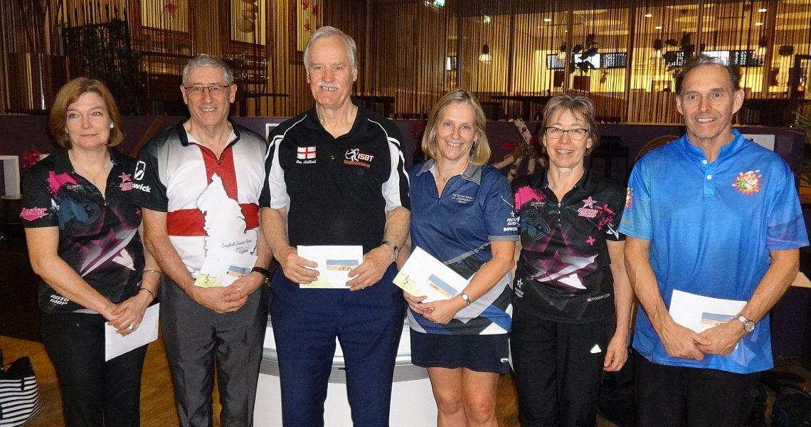 Angie Brown, Ron Oldfield win ISBT season-ending Zeeland Senior Open