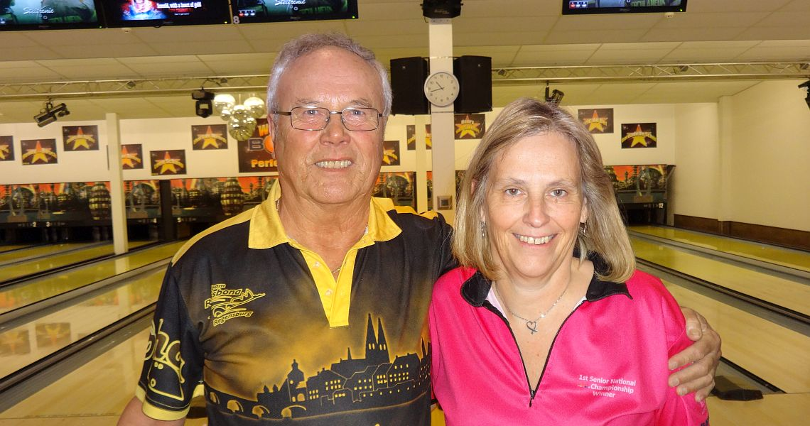 Angie Brown, Hermann Wimmer finish top of the 2017 European Senior's Rankings