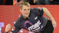 England's Richie Teece takes FloBowling PBA Bear Open first round lead