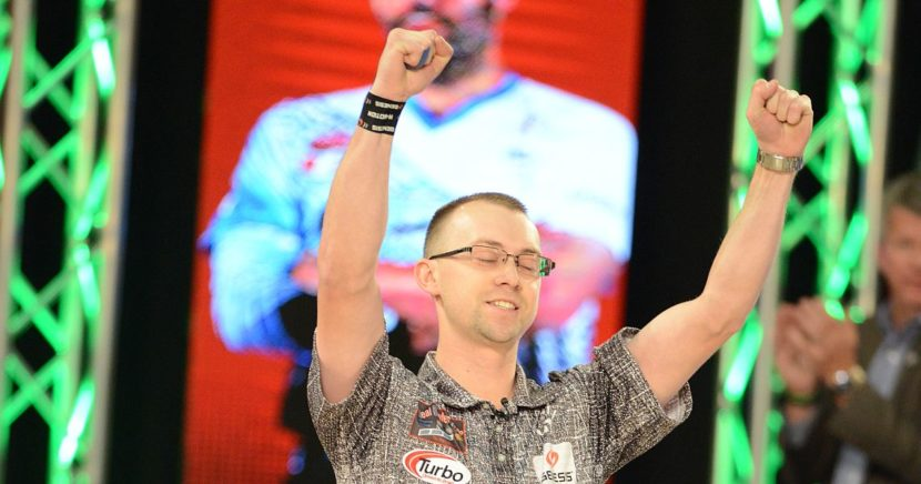EJ Tackett tames the Pepsi PBA Scorpion Championship