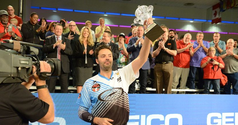 Australia's Jason Belmonte wins historic PBA World Championship