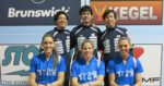Japanese men and U.S. women earn no. 1 seeds for Sunday's Trios Finals