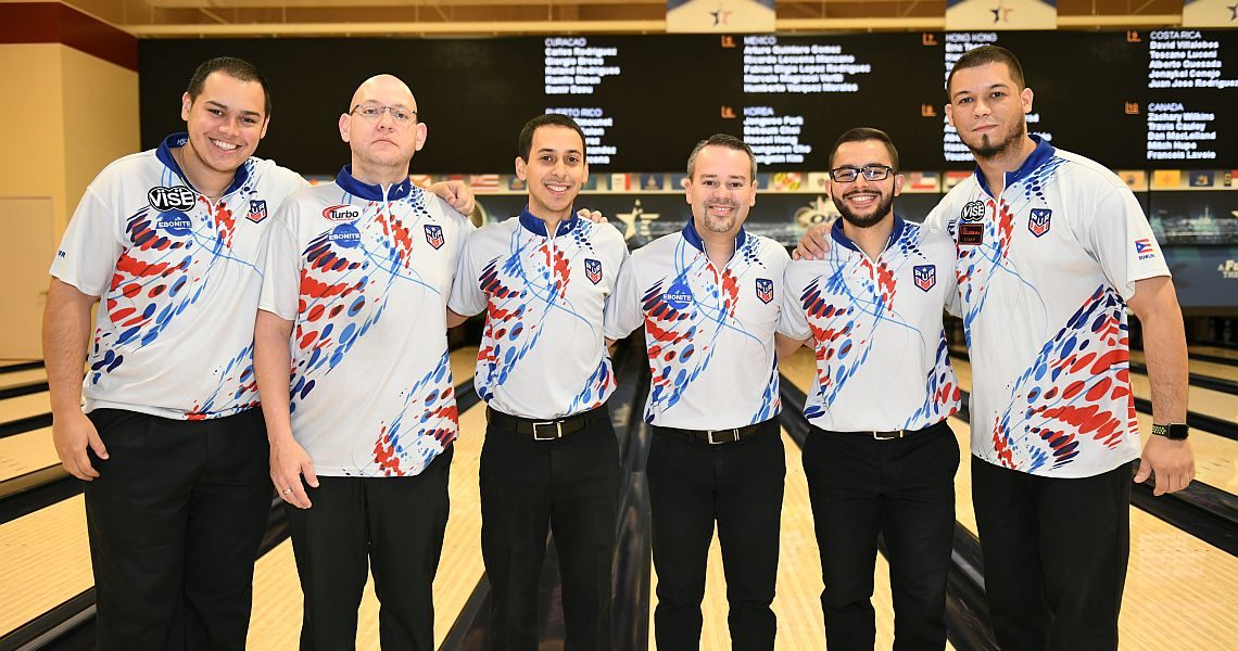 Success at 2017 World Bowling Championships extra special for Puerto Rico