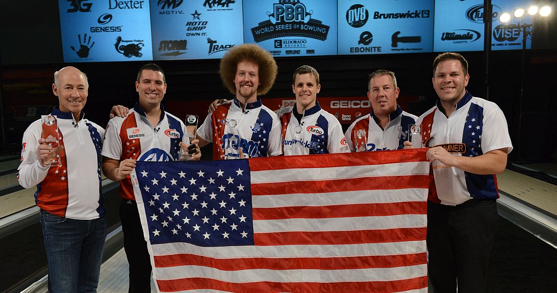 U.S. stars defeat international standouts to win Team Title at WSOB IX