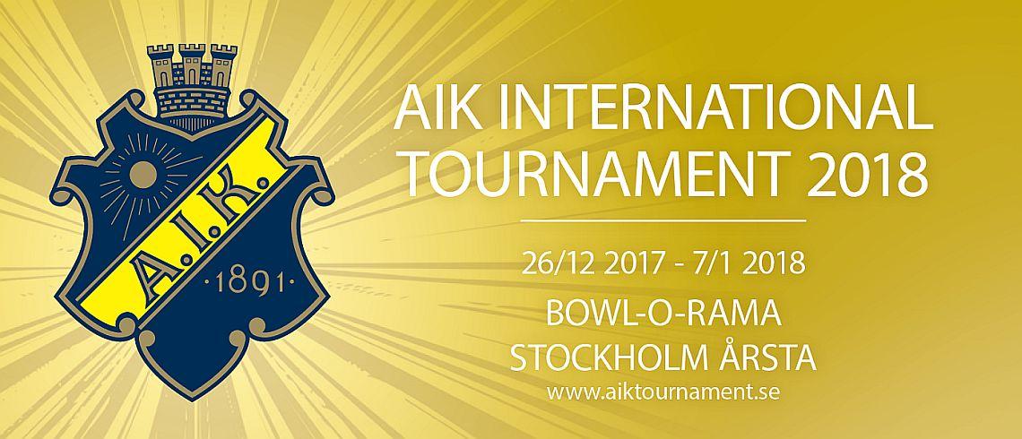 2018 European Bowling Tour gets underway with AIK International Tournament