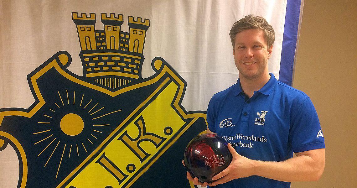 Squad 5 leader Björn Lindqvist cracks top 8 at AIK Stockholm