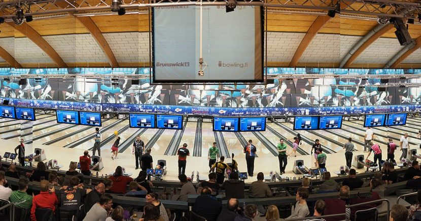48th Brunswick Ballmaster Open ready to go at Tali Bowling in Helsinki