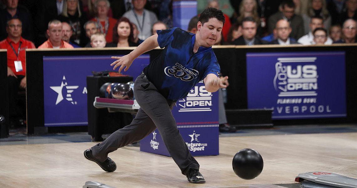 Jakob Butturff regains Go Bowling! PBA 60th Anniversary Classic lead