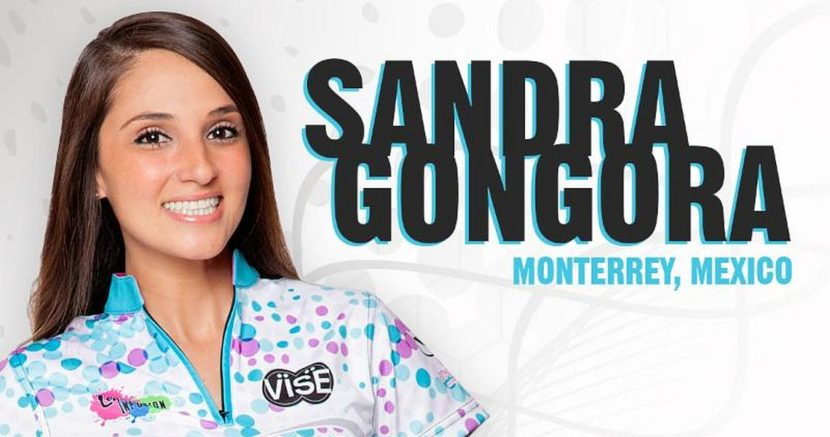 Mexico's Sandra Gongora signs with Columbia 300
