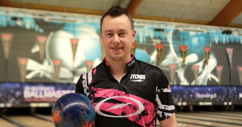 Jesse Ahokas wins qualifying at 48th Brunswick Ballmaster Open