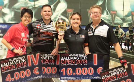 Malaysia's Sin Li Jane triumphs in 48th Brunswick Ballmaster Open