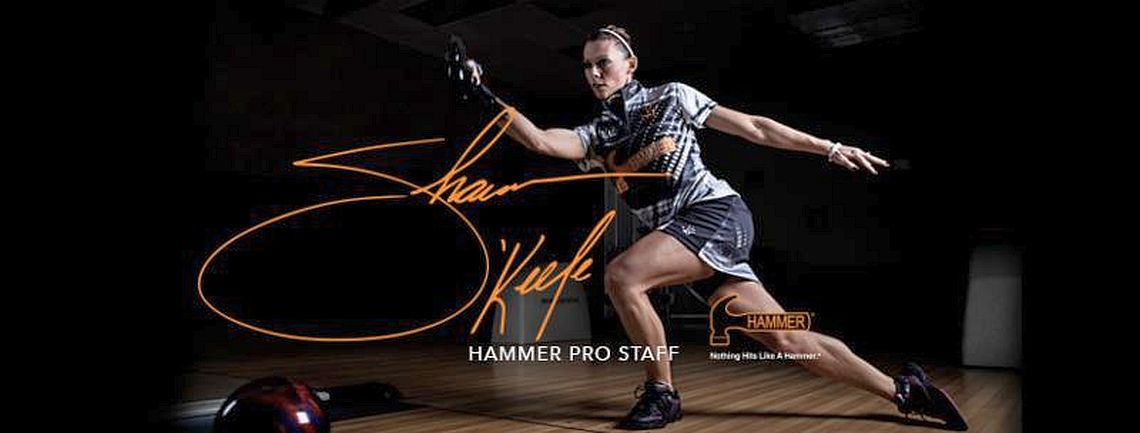 Hammer welcomes Shannon O'Keefe to its national pro staff