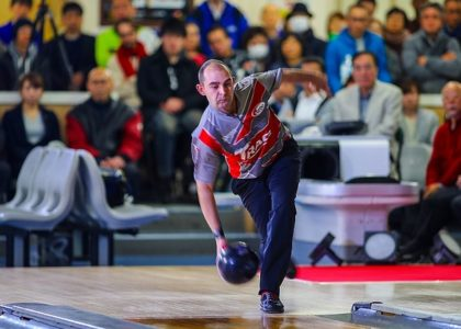 Dom Barrett claims January IBMA Bowler of the Month