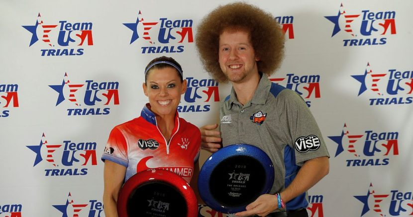 Kyle Troup, Shannon O'Keefe capture 2018 USBC Team USA Trials titles