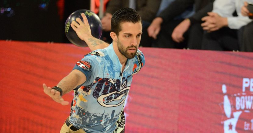 Anthony Pepe takes first round lead in PBA 60th Anniversary Classic