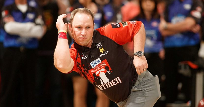 Ronnie Russell retains lead in PBA Tournament of Champions