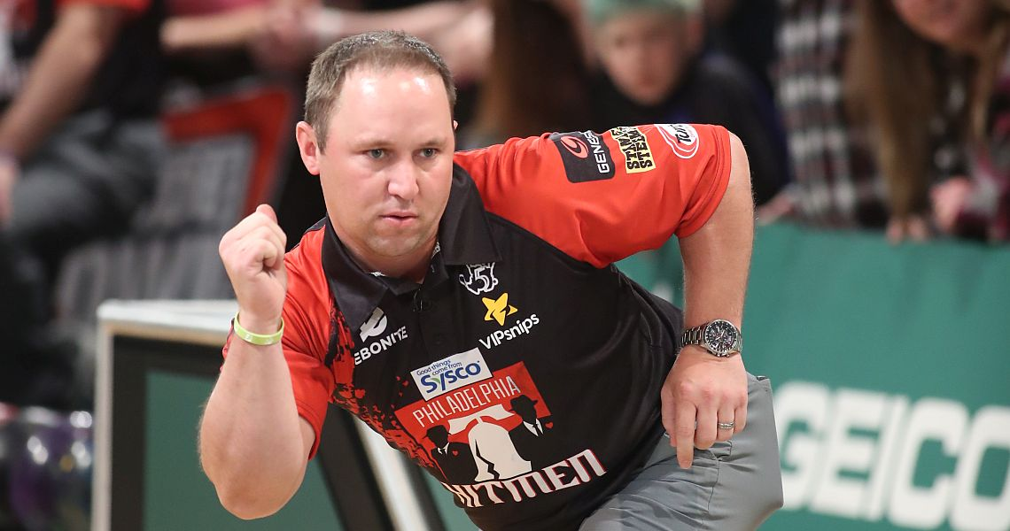 Ronnie Russell averages 232 to lead PBA Tournament of Champions