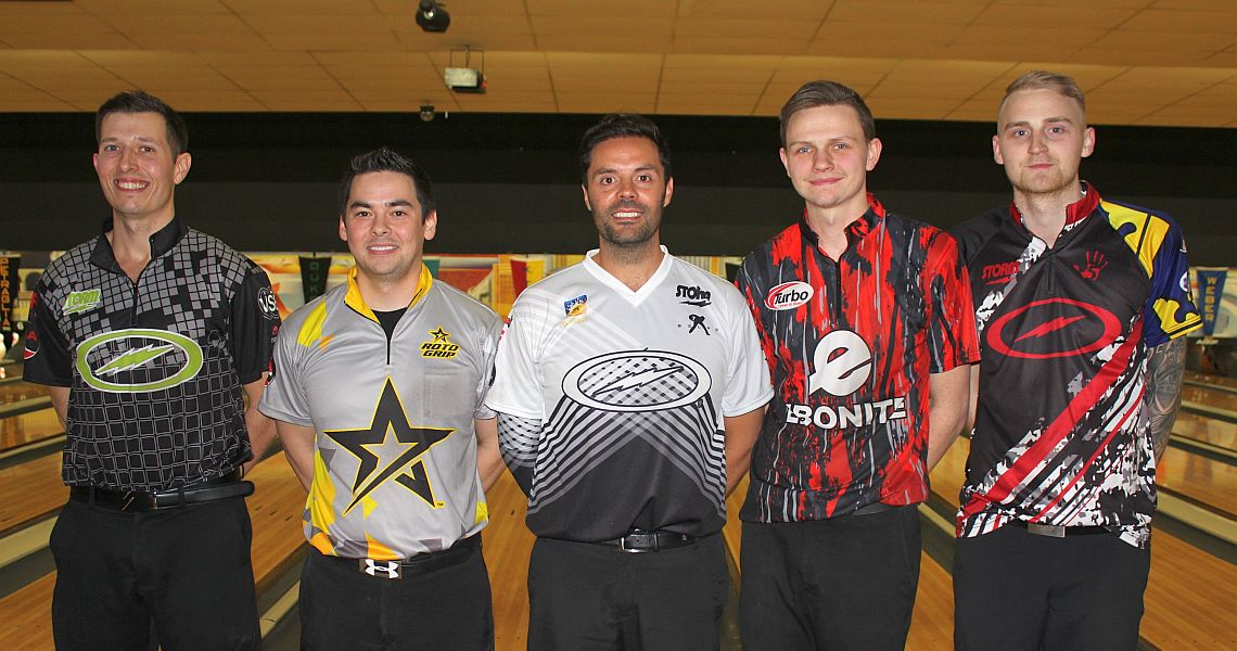Jesper Svensson one win away from second PBA Tournament of Champions title