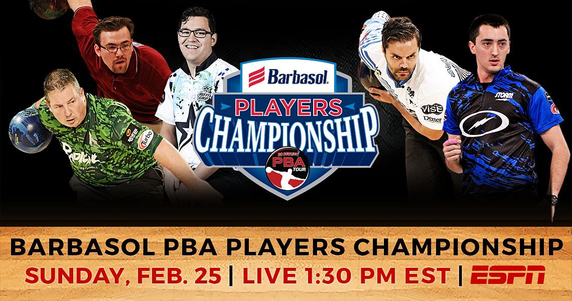 Jason Belmonte earns No. 1 seed for PBA Players Championship finals