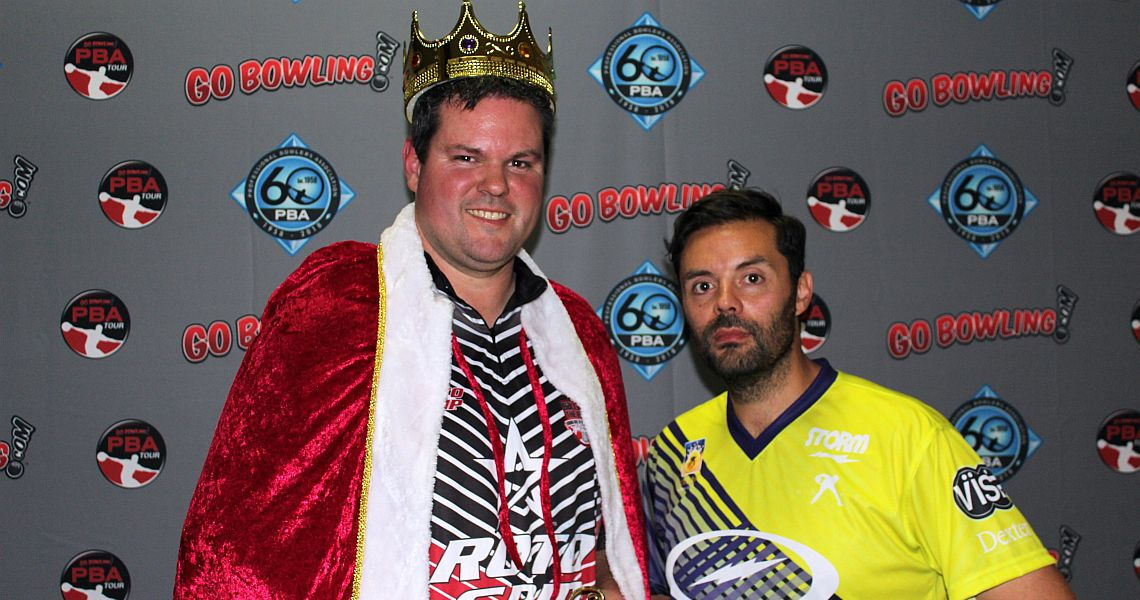 Wes Malott extends PBA King of Bowling reign with win over Jason Belmonte