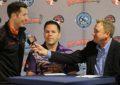 Matt O'Grady first pick of 2018 PBA League draft
