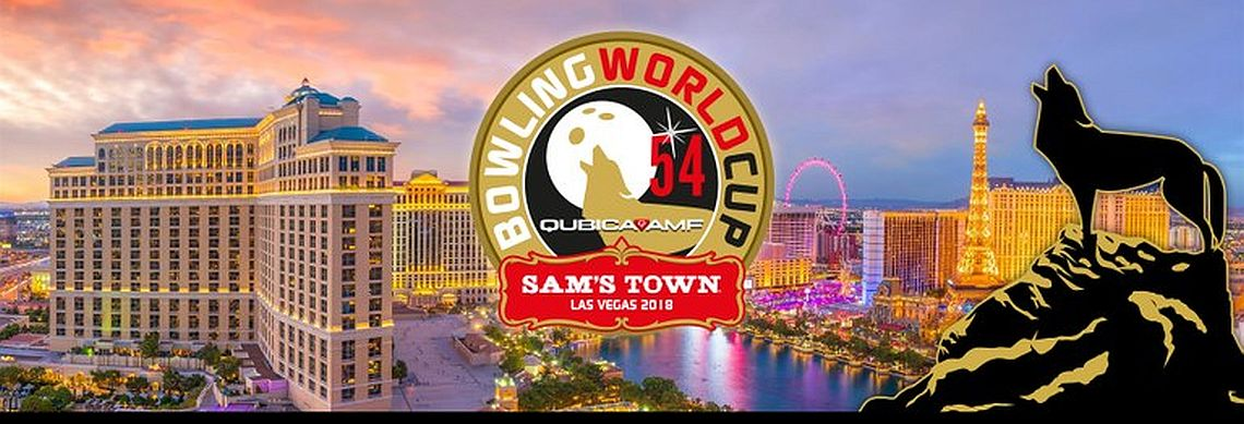 54th QubicaAMF Bowling World Cup is going back to Fabulous Las Vegas