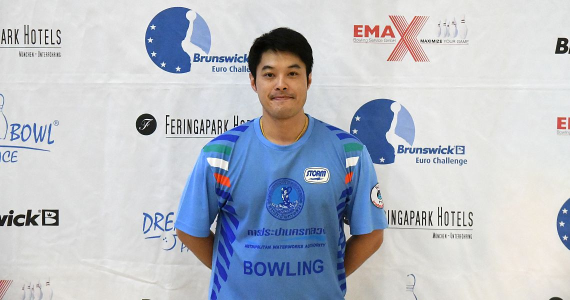 Annop Arromsaranon takes commanding lead in 15th Brunswick Euro Challenge