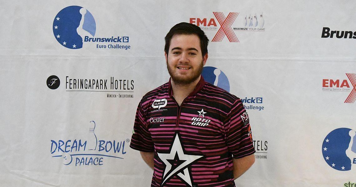 2018 EBT Men's Point Ranking after Brunswick Euro Challenge