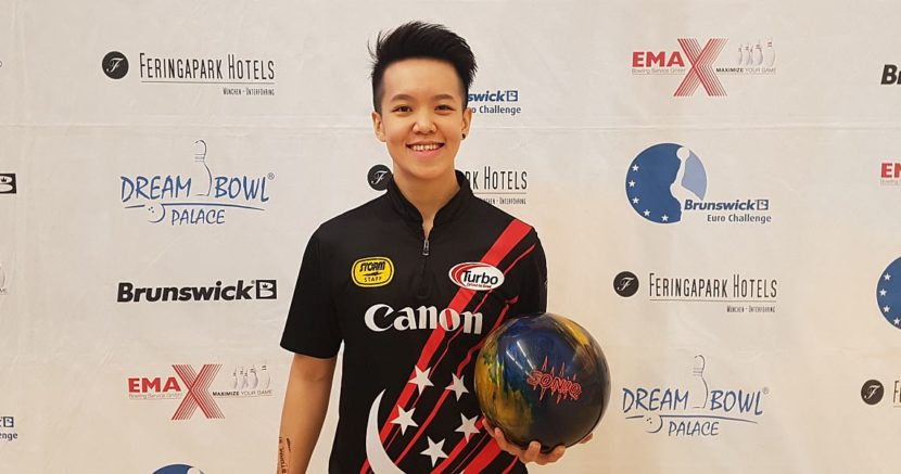 Eight players crack the top 10 Tuesday at Brunswick Euro Challenge