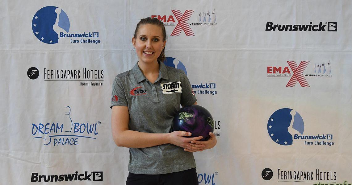 2018 EBT Women's Point Ranking after Brunswick Euro Challenge