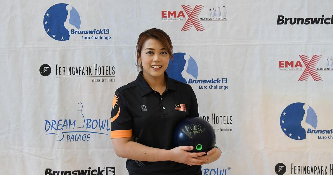 Malaysians Siti Safiyah, Rafiq Ismail shoot into lead at Brunswick Euro Challenge