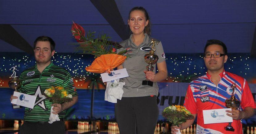 Jenny Wegner wins her first EBT title in 15th Brunswick Euro Challenge