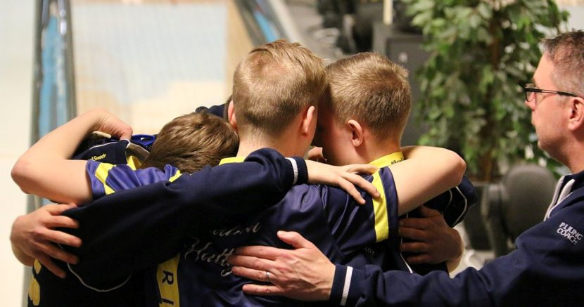 Sweden sets EYC record, leads Boys' Team event at halfway point