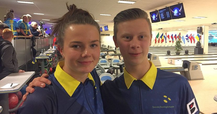 Sweden's Svensson, Engberg sweep gold medals in Singles at EYC