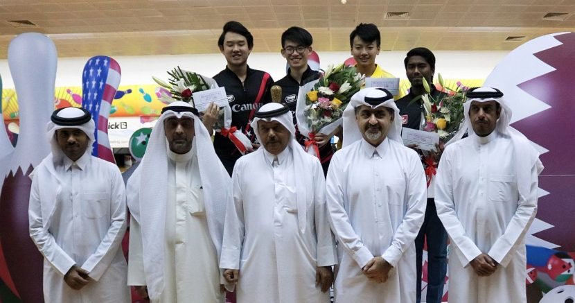 Singapore's Basil Dill Ng defeats compatriot Muhd Jaris Goh for Emir Cup 2018