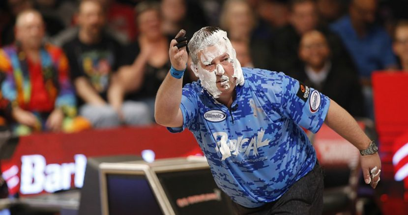 """Barbasol """"facial"""" results in adjusted final score for Tom Smallwood"""